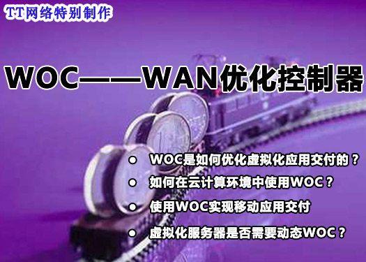 WAN优化控制器使用教程