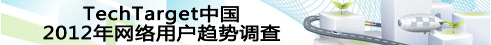 TechTarget中国2012年网络用户趋势调查